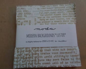 Modern Backgrounds Luster Charm Pack