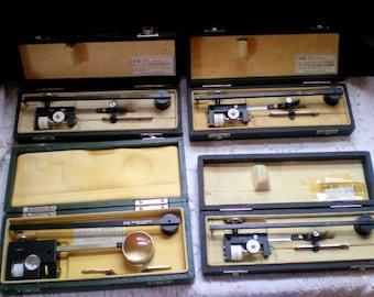 Vintage Keuffel And Esser Plainimeter**Lot of 4**Well Kept**