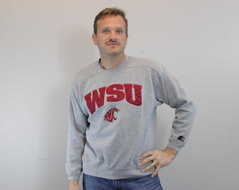 Vintage WSU Washington State Cougars SweatShirt