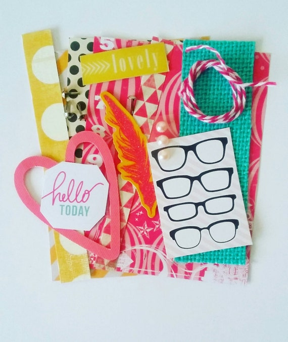 Funday Nerd Day ATC Kit