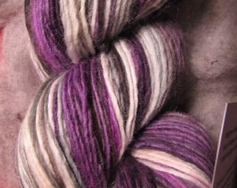 Handspun Comeback Wool yarn