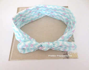 Baby Bow Headband, Baby Headband, Baby Head Wrap, Baby Headband Cotton,Knotted Bow Headband,Top Knot Headband, Toddler Head Wrap