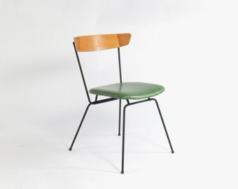 Mid Century Modern Clifford Pascoe for Modernmasters Plywood Side Chair