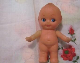 """3  1/2"""" adorable little cute kewpie doll"""