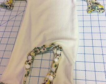 SALE!! Organic Newborn Boy Frolic 3 month onepiece outfit