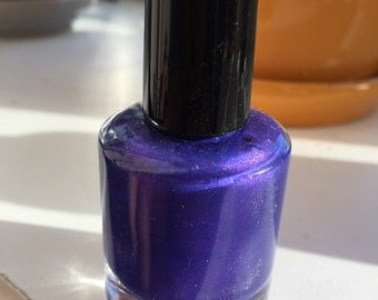 "Nail Polish- ""Royal blood"""