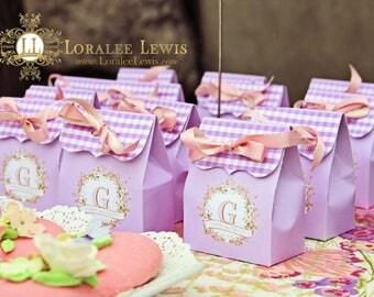 Spring Blooms Favor Kit by Loralee Lewis