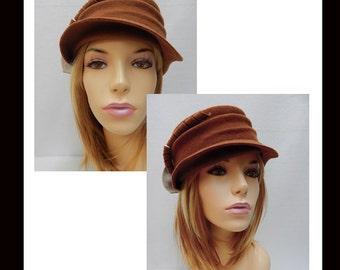 Women's  Cloche Hat-73, Women's Cloche Hat, Women's Hats, Women's handmade cloche hat, Downton Abbey