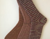 Custom Made Socks With Your Yarn - RESERVED LISTING for lovepoints