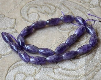 10x20mm Natural amethyst nugget beads loose strands,quartz  loose semi-precious stone beads,loose strands