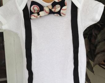 Bow Tie Onsie
