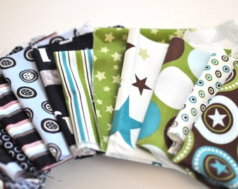Boys Designer Fabric Pack