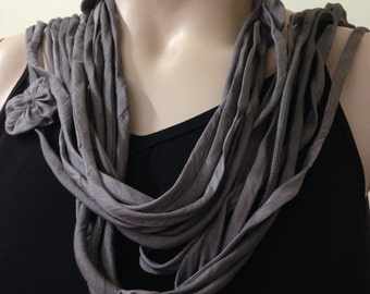 Silk scarf brown scarves silk cords scarve black scarf elegant gift for her gift for mom brown velvet brown silk pure silk sage green scarf