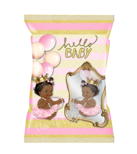 hello baby personalized treat bags favor bags candy bags baby shower