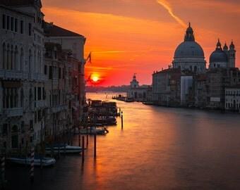 Venice Sunrise (Venice, Italy)