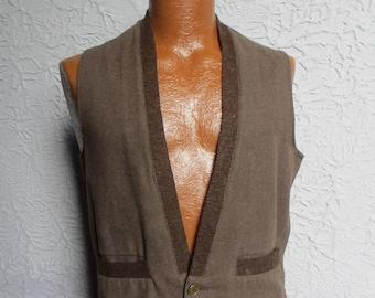 50's Vintage Men's Levi's Wool Rockabilly Mid Century sm/med