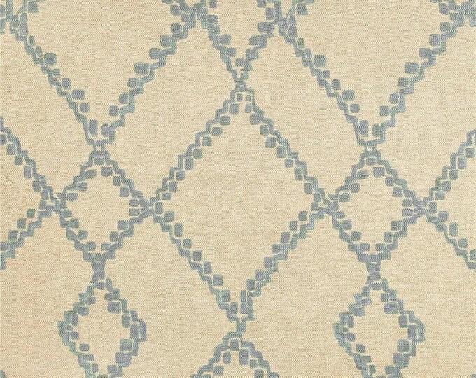 Designer Pillow Cover -  Lumbar, 16 x 16, 18 x 18, 20 x 20, 22 x 22, Euro - LFMDA Light Blue