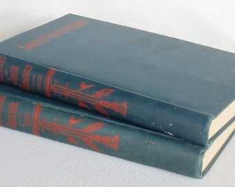 2 Books Life And Times Of Sir Walter Raleigh 1877 & Memoirs Of John Howard 1878 By Charles K True Epworth Herald Library FIRST EDITIONS NICE