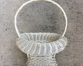 Harry & David Could Make A Fine Looking Cream Woven Basket