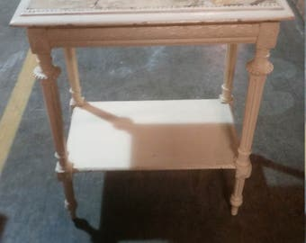 marble top table - Marble Top Table