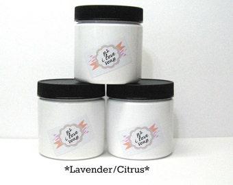 Whipped *LOVE Butta  Lavender  Citrus   Moisturizing  Non-Greasy