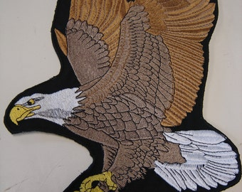 Large Eagle Back Patch