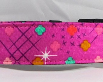 Dog Collar, Martingale Collar, Cat Collar - All Sizes  - From Scratch