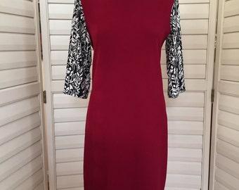 Rosehip Women's Knit Dress -- Size L 10/12