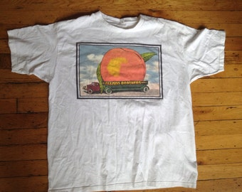 Allman Brothers Band Etsy