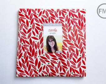 Merrily Layer Cake, Gingiber, Moda Fabrics, Pre-Cut Fabric Squares, Ten Inch Fabric Squares, 48210LC