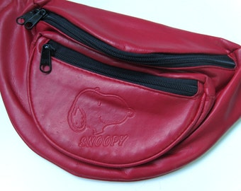 Snoopy fanny pack