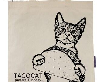 Tacocat - Eco-Friendly Tote Bag