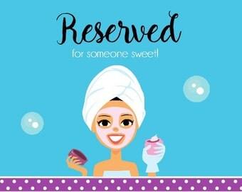 Strawberry Shortcake Cupcake Bath Fizzies, Sun and San Soap, Apple Caramel Bath Fizzies, Vanilla Coconut Lotion, Cool Water Soap
