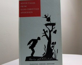 Seven Tales from Hans Christian Andersen - 1961 print from Odense, Denmark