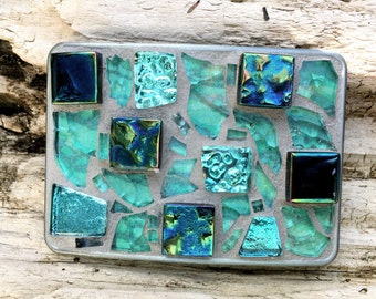 aquamarine buckle, Blue belt buckle, Bling Buckle, blue,Mosaic Belt, Mosaic Belt Buckle,Leather belt, Women's Buckle,  Women's  Belt Buckle,