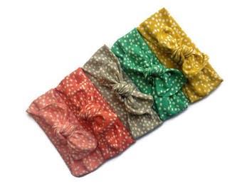 Baby knotted Headbands / Baby turban Headbands / Baby Girl Head Wraps / Baby Headwrap / Headbands for Baby Girls / Baby Bow Headbands