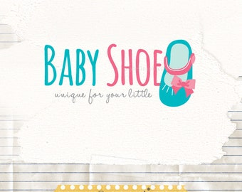Baby boutique logo ooak, Kids Pre-Made Logo