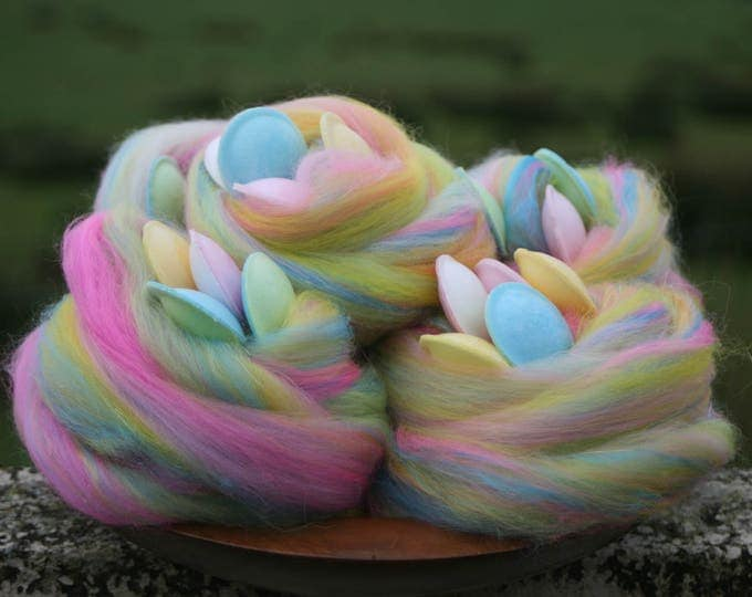 PHAT FIBER April 2017 - Flying Saucer Nests - 100g
