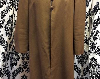 50's Tawny Brown Jacket
