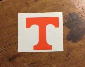 University of Tennessee Decal