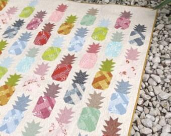 Pineapple Farm Quilt Pattern by Elizabeth Hartman
