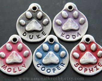 Personalized Dog Tag for Dog - Custom Dog Tag - Dog Name Tag - Pet Tag - Dog Tags - Dog ID Tag - Custom Dog Tag - Collar Tag - Pet ID Tag -