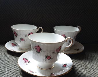 PRINCESS HOUSE exclusive- hammersley fine bone china SET of 3