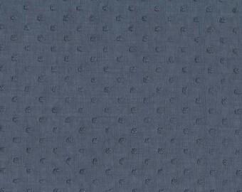 Clipdot Gray - Michael Miller Fabrics - 1 Yard
