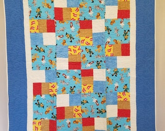 Kids Wizard Of Oz Quilt