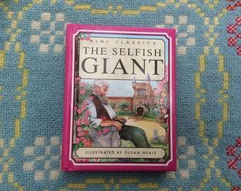 the selfish giant oscar wilde mini pocket book fairy tale childrens book