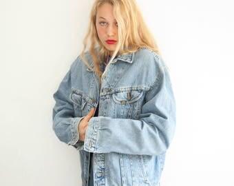 vintage denim jacket Lee