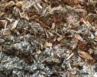 Mugwort Herb, Dried Herb