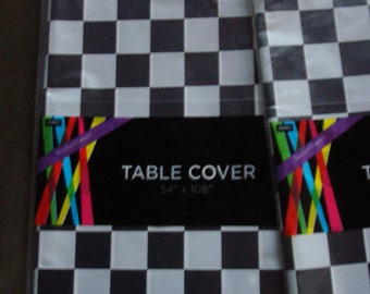 Alice in Wonderland Tablecloth; Alice in Wonderland Theme Birthday/Baby Shower; Alice in Wonderland Table decorations; Nascar Theme