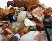 Rock Lot Mixed Mineral Collection Curiosities Stone Lot Instant Rock Collection Geology Wonders Oddities